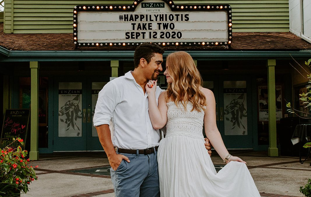 Rescheduling Our Wedding During a Global Pandemic