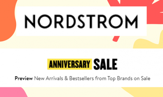 The Nordstrom Anniversary Sale (If I Wasn't Broke)